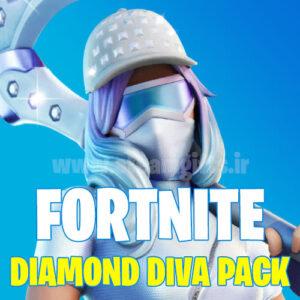 خرید-استارتر-پک-فورتنایت-diamond-diva-pack