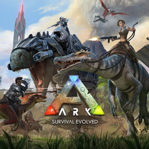 خرید-بازی-ark-survival-evolved
