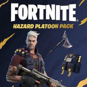 خرید-پک-Fortnite-Hazard-Platoon-Pack-استارتر-فورتنایت