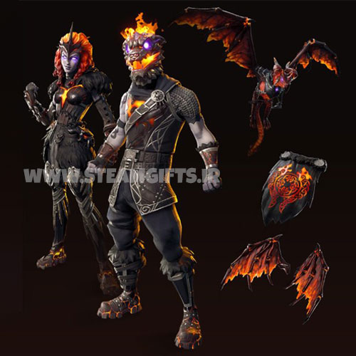 خرید-LAVA-LEGENDS-PACK-برای-فورتنایت