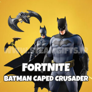 خرید-باندل-فورتنایت-بتمن-BATMAN-CAPED-CRUSADER-fortnite
