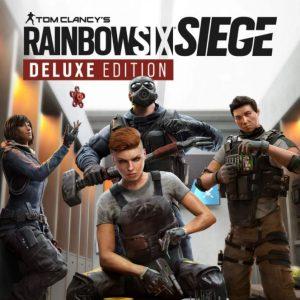خرید بازی rainbow six siege deluxe edition برای استیم